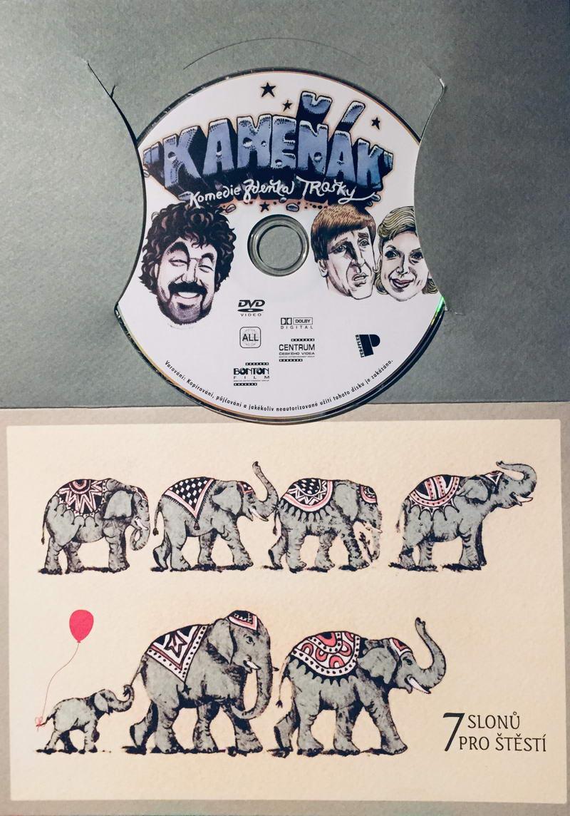 Kameňák - DVD /dárkový obal/