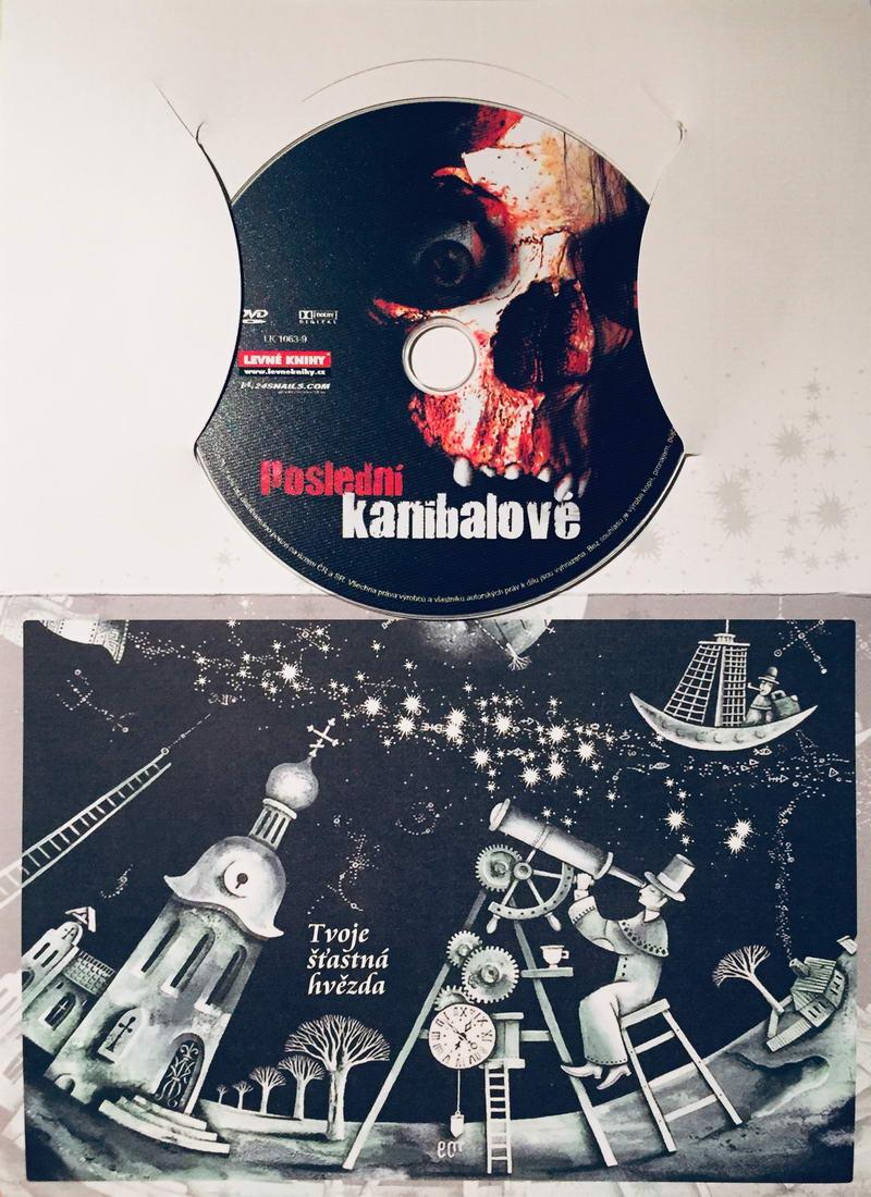 Poslední kanibalové - DVD /dárkový obal/