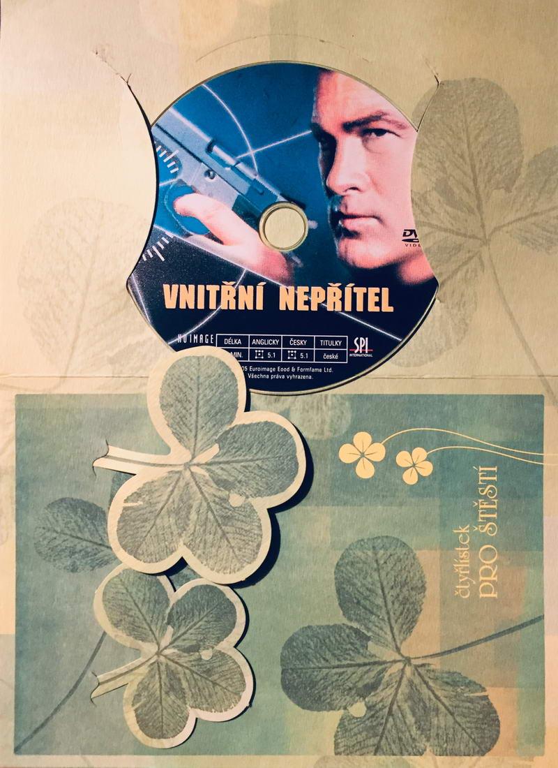 Vnitřní nepřítel - DVD /dárkový obal/