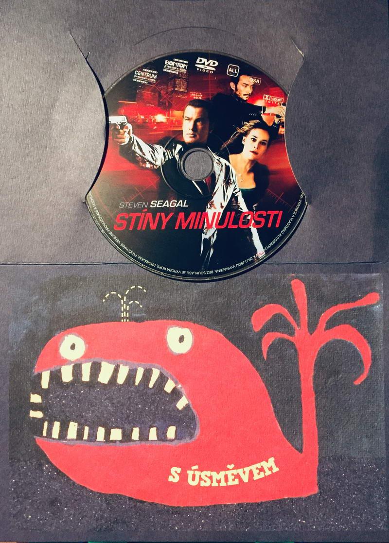 Stíny minulosti - DVD /dárkový obal/