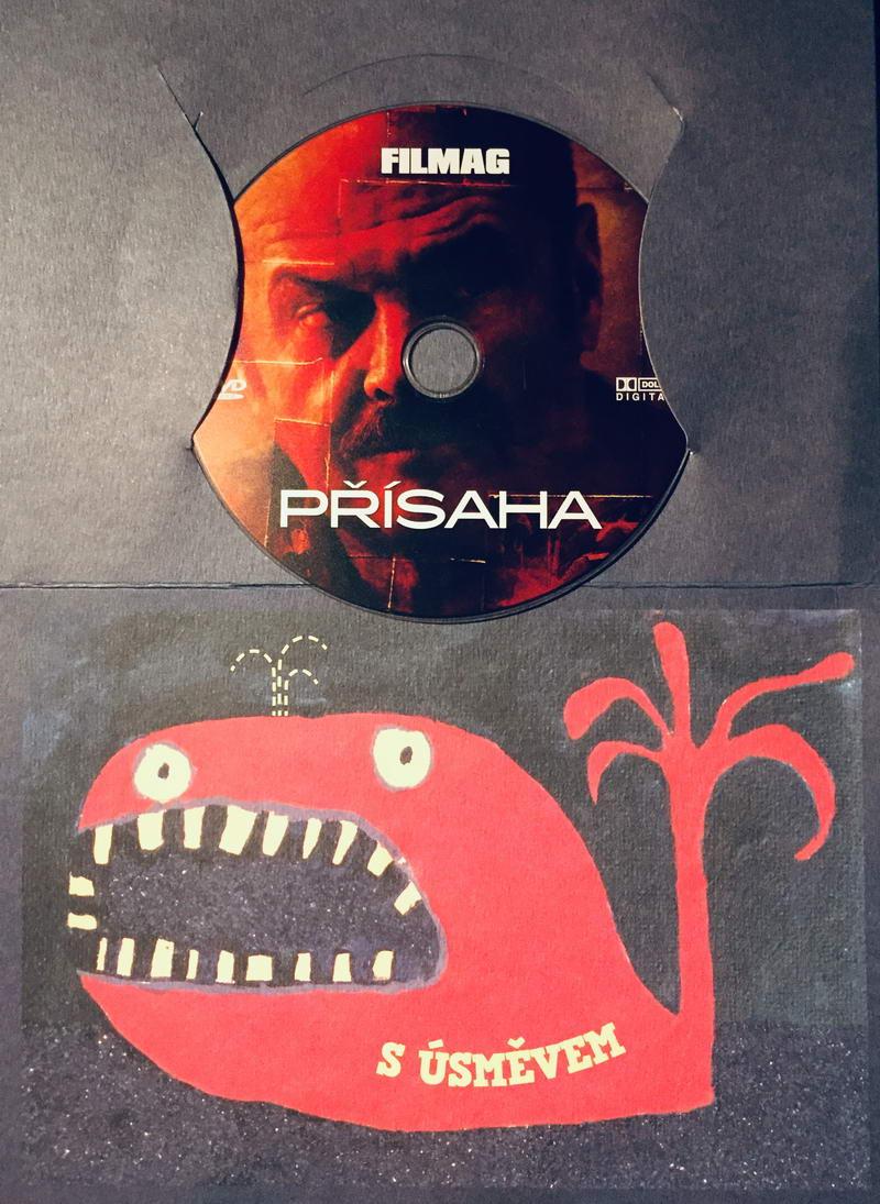 Přísaha - DVD /dárkový obal/