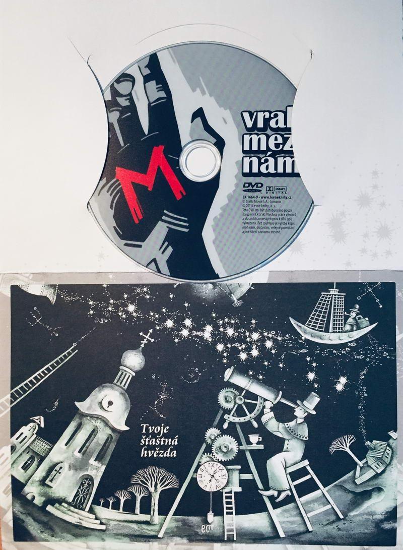 Vrah mezi námi - DVD /dárkový obal/