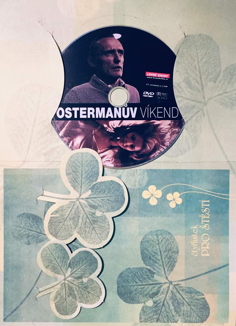 Ostermanův víkend - DVD /dárkový obal/