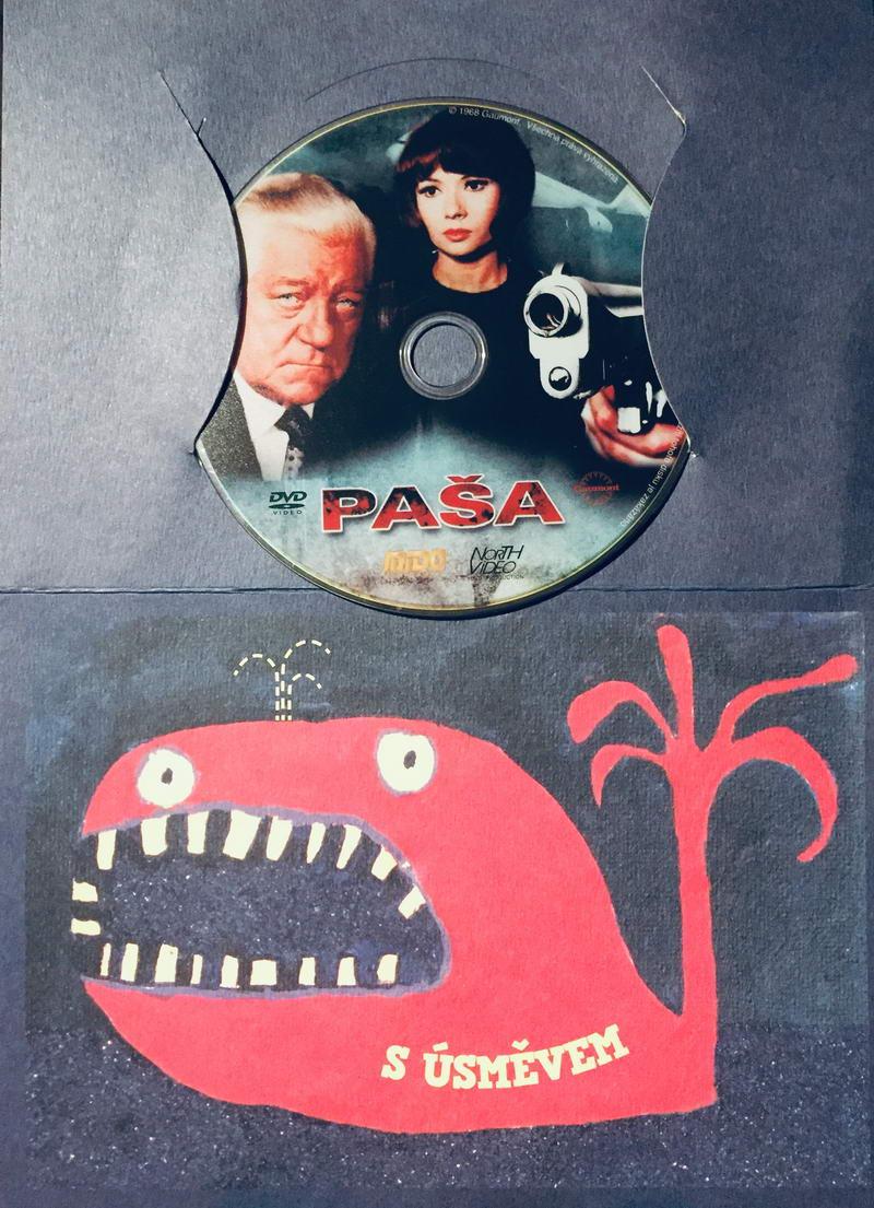 Paša - DVD /dárkový obal/