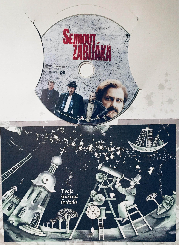 Sejmout zabijáka - DVD /dárkový obal/