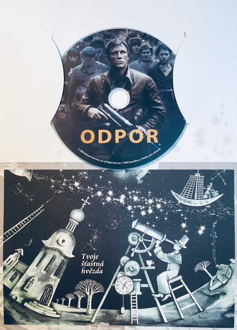Odpor - DVD /dárkový obal/