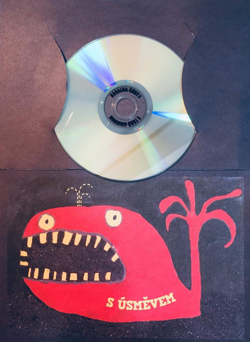 Horalka - DVD /dárkový obal/