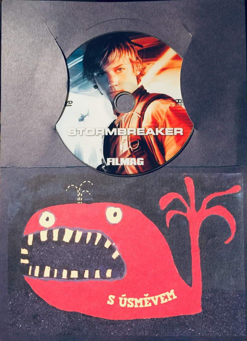 Stormbreaker - DVD /dárkový obal/