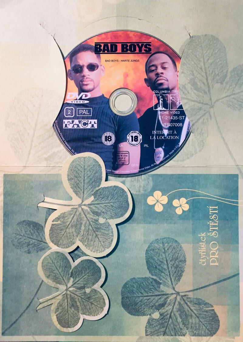 Bad Boys / Mizerové - DVD /dárkový obal/