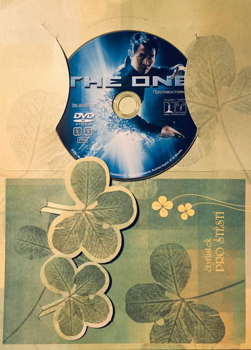 The One / Jedinečný - DVD /dárkový obal/