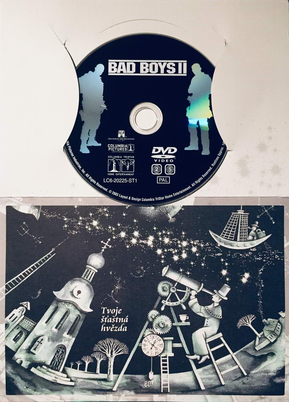 Bad Boys II / Mizerové II - DVD /dárkový obal/