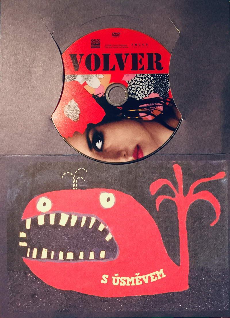 Volver - DVD /dárkový obal/