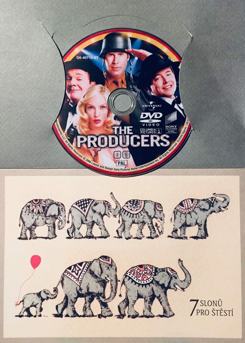 The Producers /Producenti - DVD /dárkový obal/
