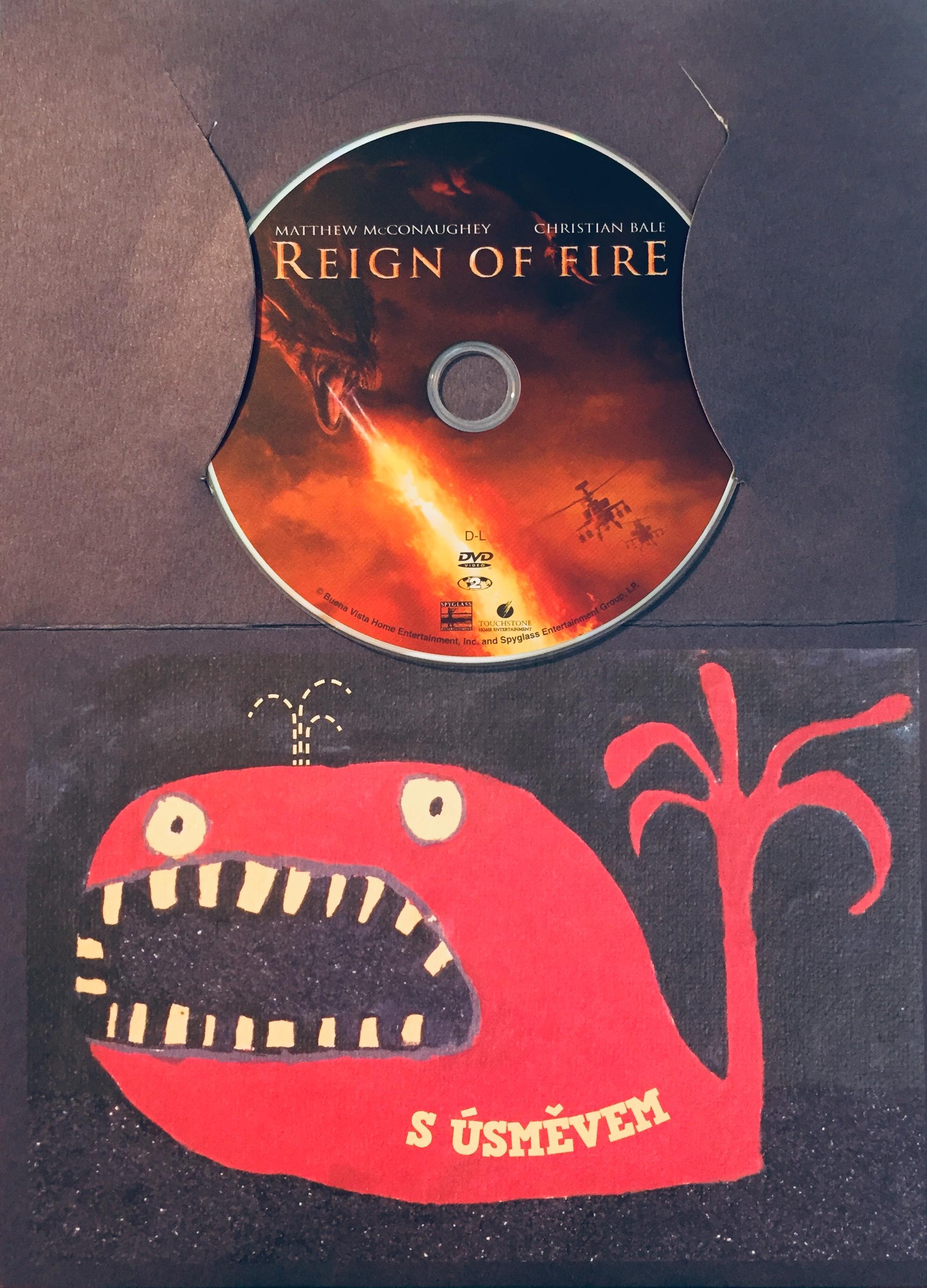 Reign of Fire / Království ohně - DVD /dárkový obal/