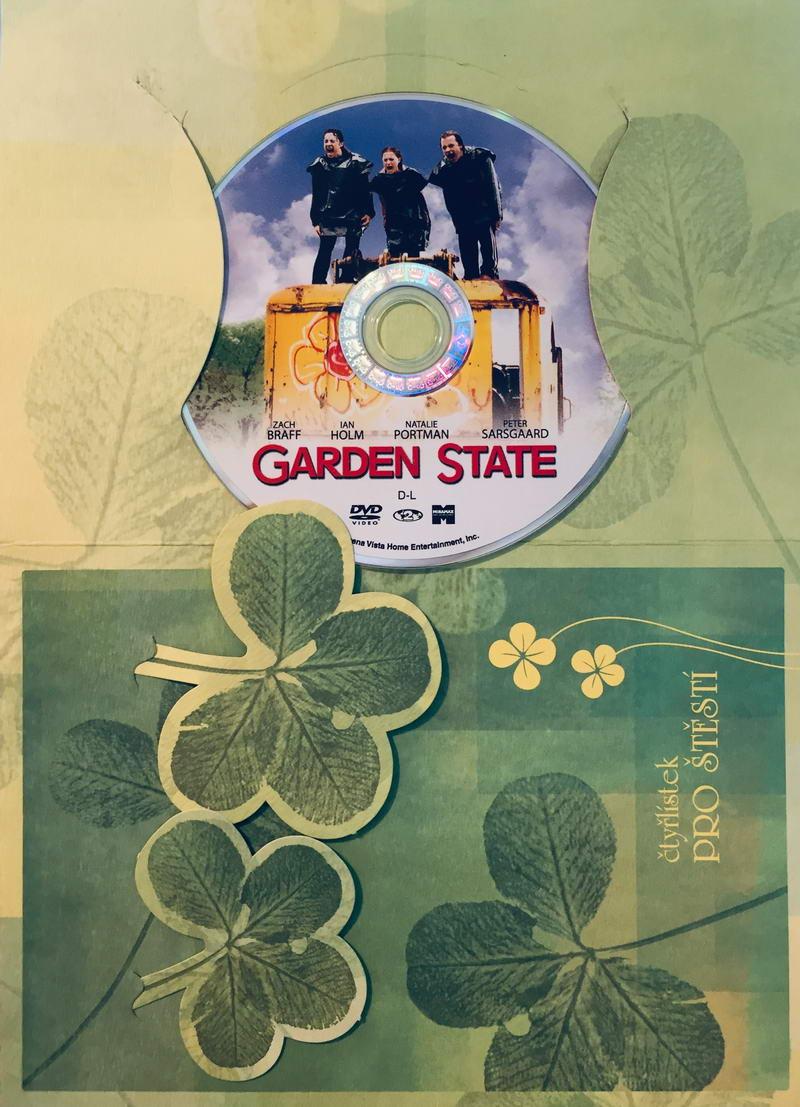 Garden State / Procitnutí v Garden State - DVD /dárkový obal/