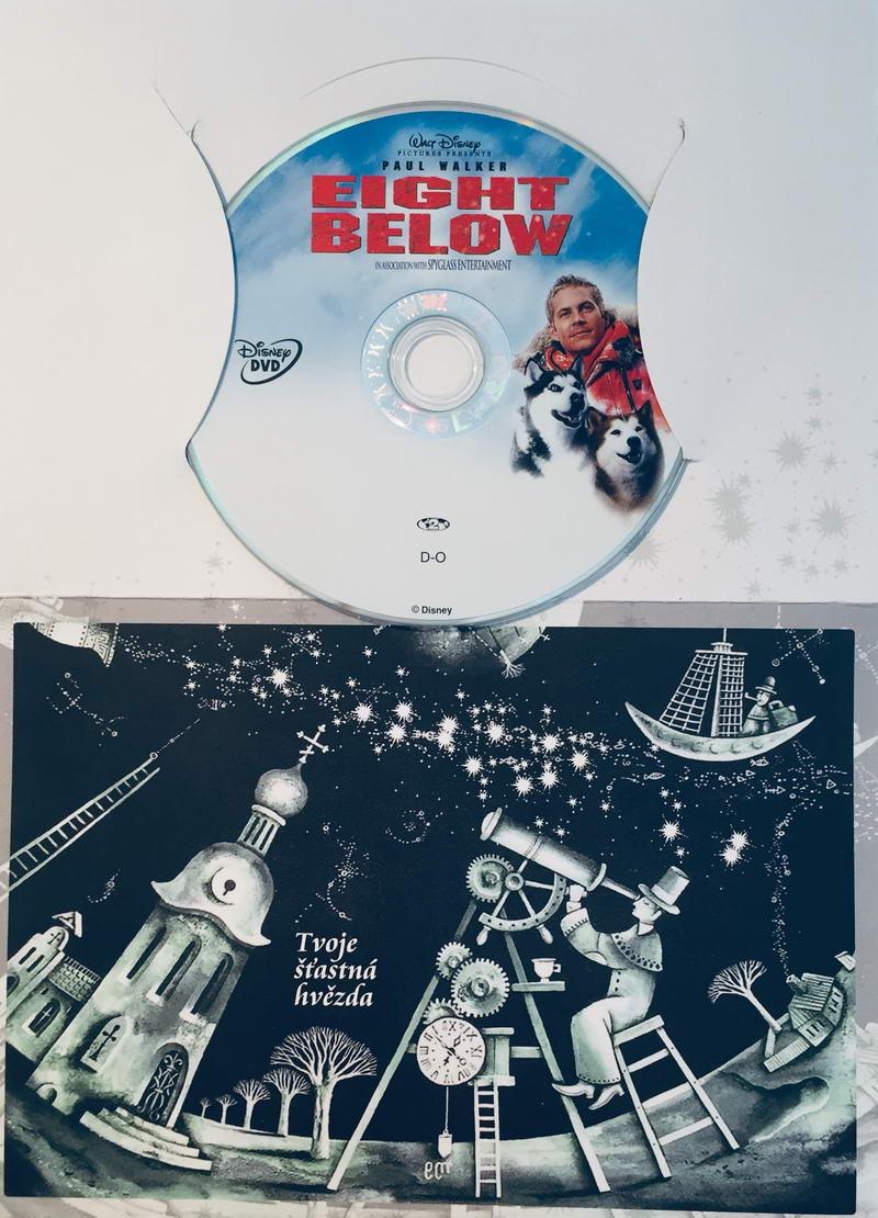 Eight Below / Osm statečných - DVD /dárkový obal/
