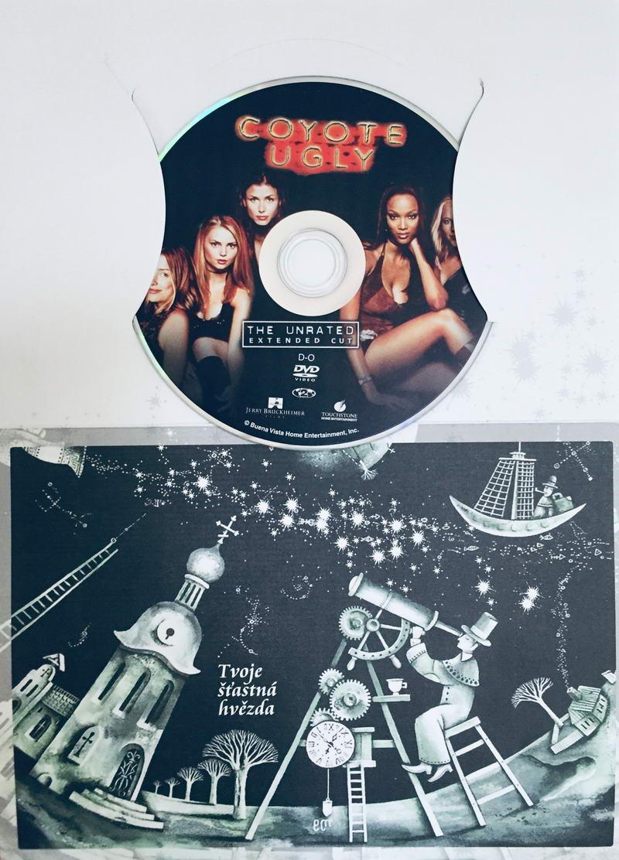 Coyote Ugly / Divoké kočky - DVD /dárkový obal/