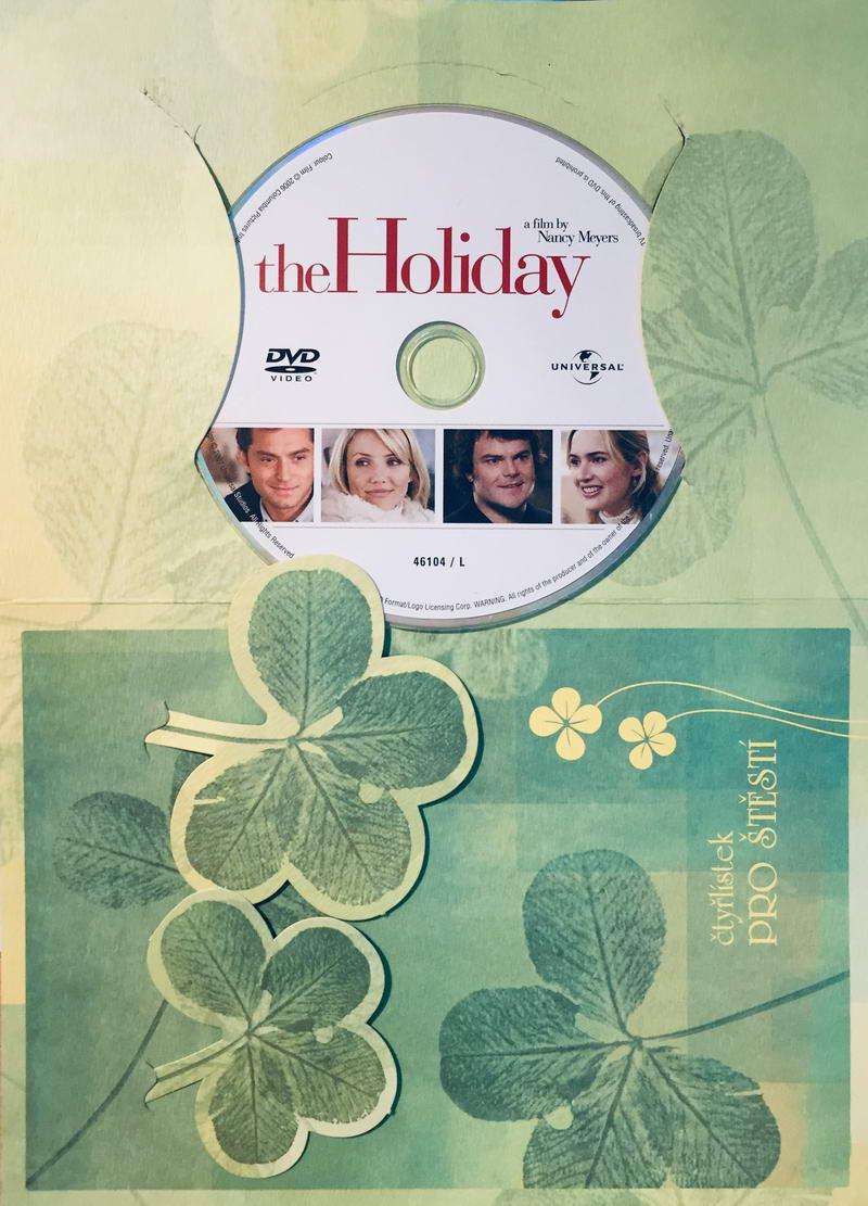 The Holiday / Prázdniny - DVD /dárkový obal/