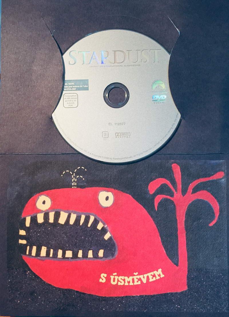 Stardust / Hvězdný prach - DVD /dárkový obal/