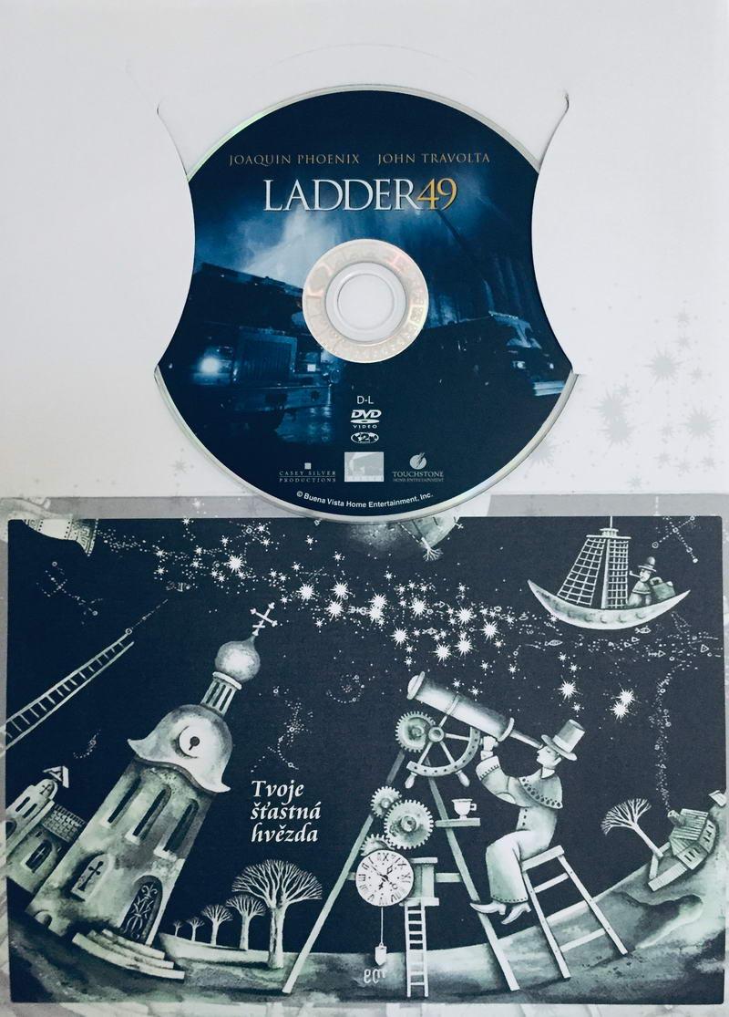 Ladder 49 / Okrsek 49 - DVD /dárkový obal/