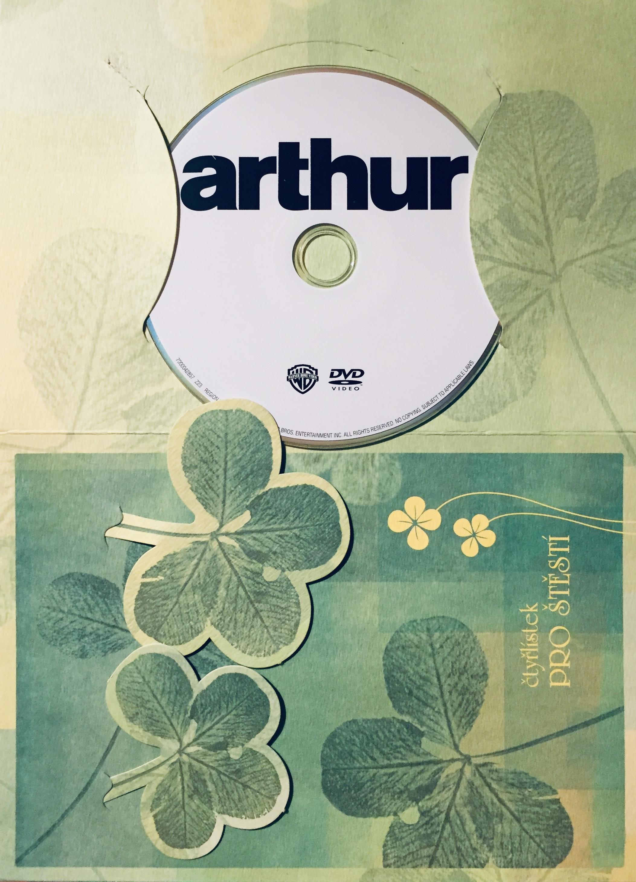 Arthur - DVD /dárkový obal/