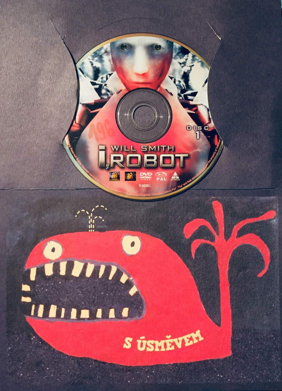 I, Robot / Já Robot - DVD /dárkový obal/