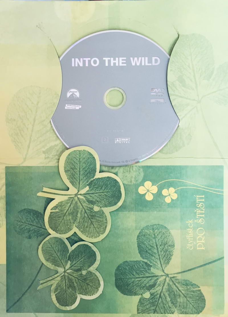 Into the Wild / Útěk do divočiny - DVD /dárkový obal/