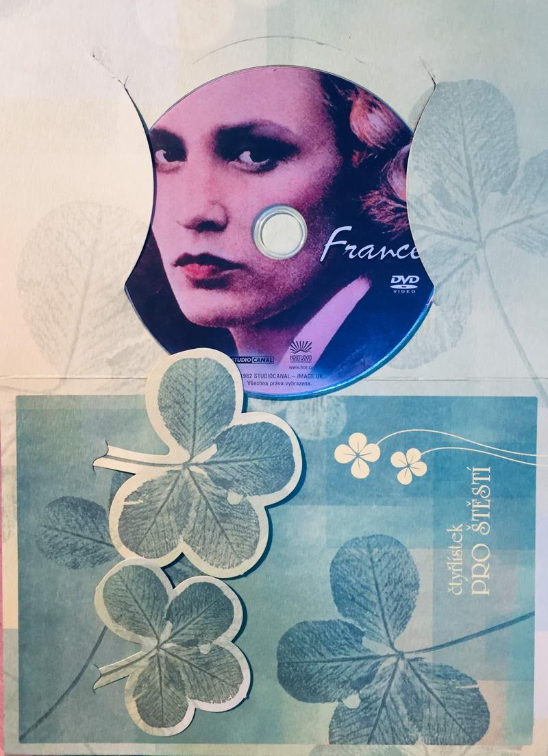 Frances - DVD /dárkový obal/