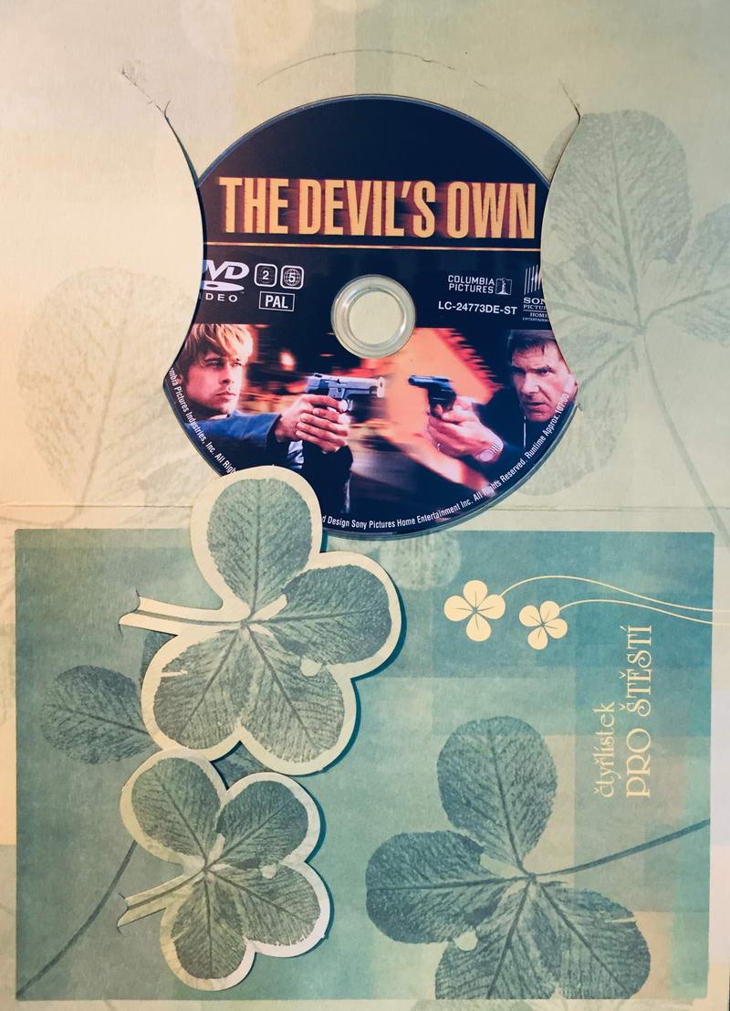 The Devil's Own / Tichý nepřítel - DVD /dárkový obal/