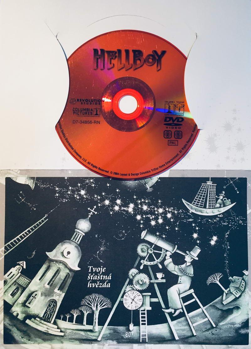 Hellboy - DVD /dárkový obal/