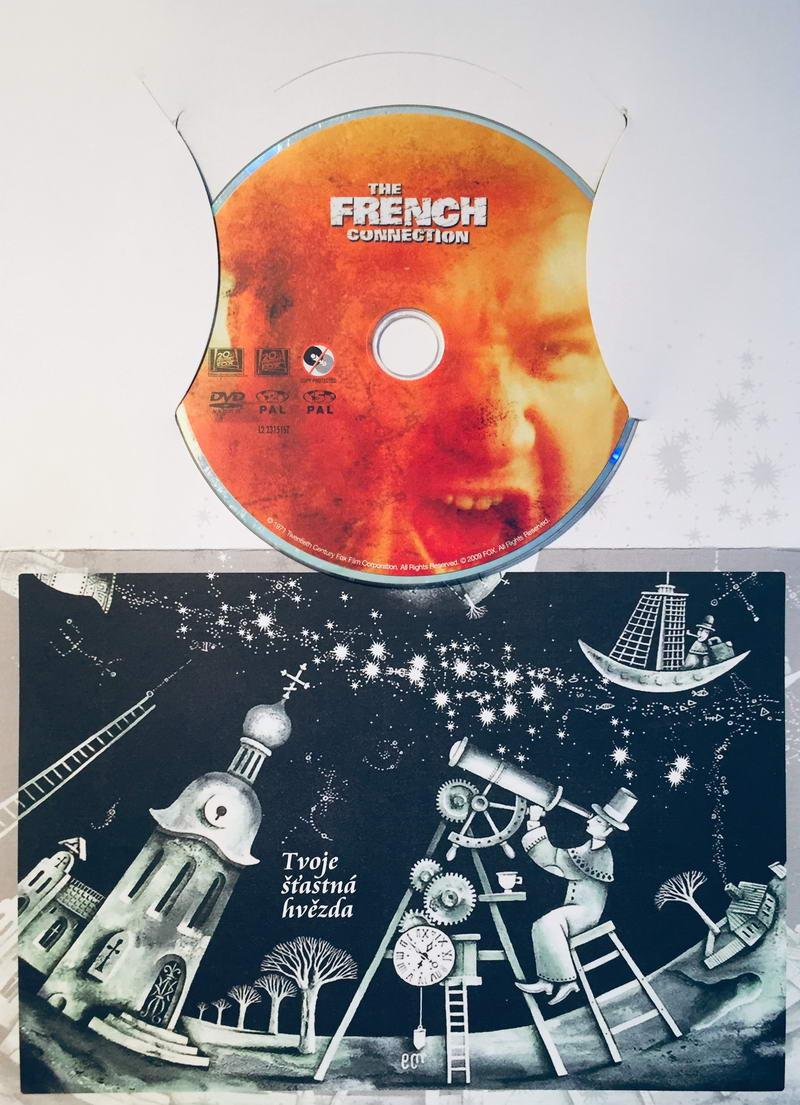 The French Connection / Francouzská spojka - DVD /dárkový obal/
