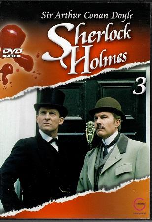 Sherlock Holmes 3 - Podpis čtyř ( plast )DVD
