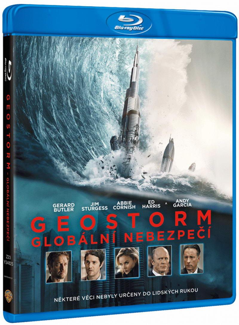 Geostorm - Globální nebezpečí (Blu-ray)