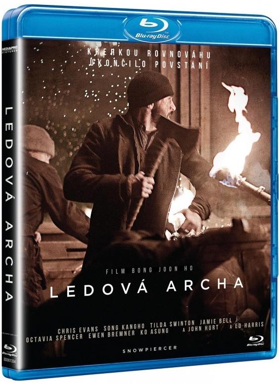 Ledová archa ( Blu-ray )