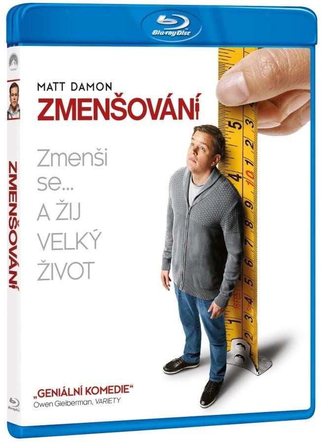 Zmenšování (Blu-ray)