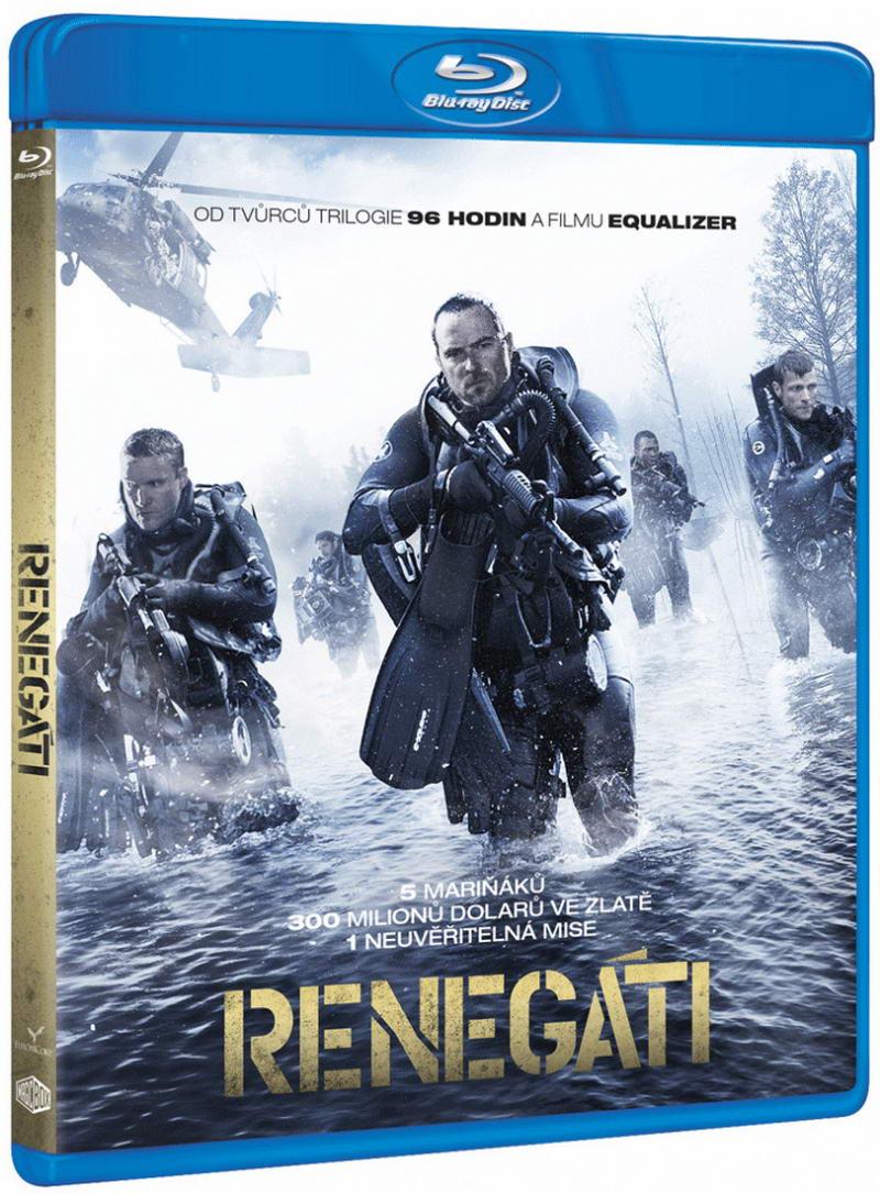 Renegáti (Blu-ray)