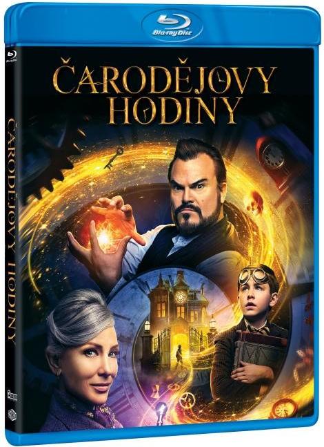 Čarodějovy hodiny (Blu-ray)