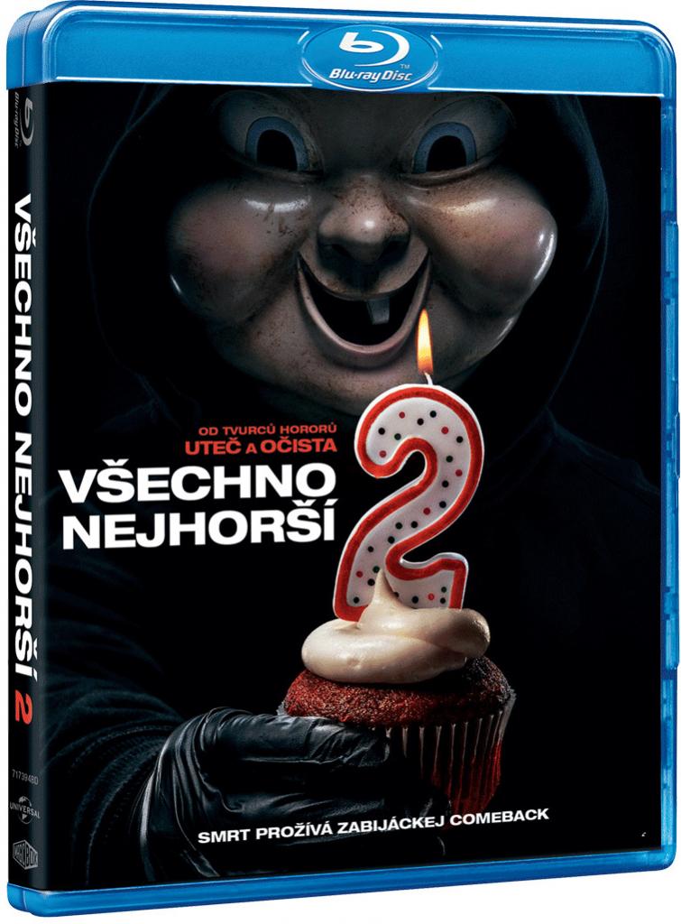Všechno nejhorší 2 (Blu-ray)