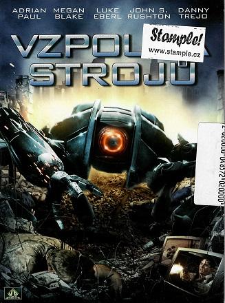 Vzpora strojů ( bazarové zboží ) digipack DVD