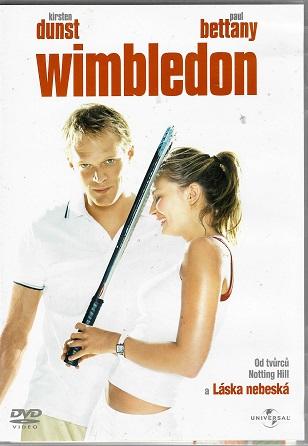 Wimbledon ( plast ) DVD