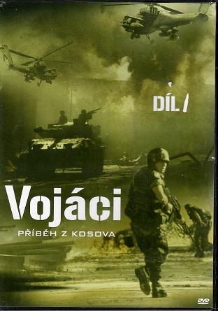 Vojáci: Příběh z Kosova ( plast ) DVD