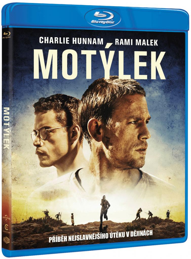 Motýlek (Blu-ray)