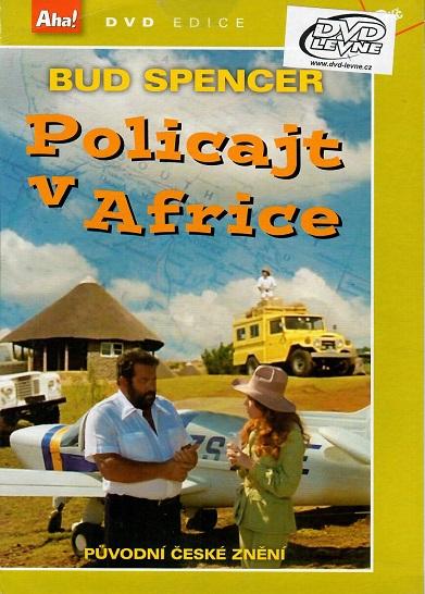 Policajt v Africe - pošetka DVD
