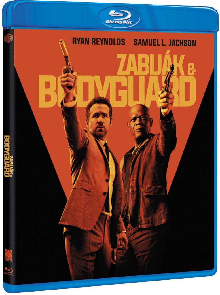Zabiják & bodyguard (Blu-ray)