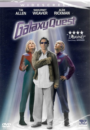 Galaxy Quest ( Plast ) DVD