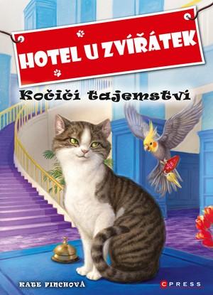 Hotel u Zvířátek - Kočičí tajemství - Kate Finchová