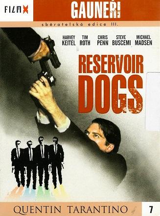 Gauneři / Reservoir dogs ( bazarové zboží ) digipack DVD