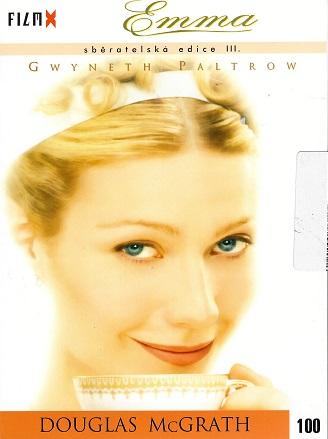 Emma ( bazarové zboží ) digipack DVD