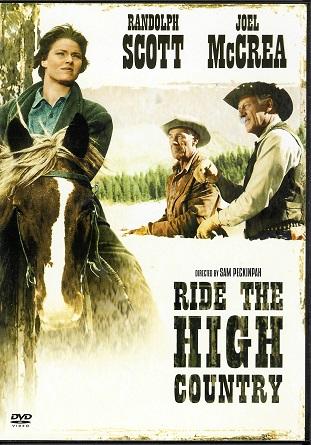 Ride the High Country / Jízda vysočinou ( originální znění, titulky CZ ) plast DVD