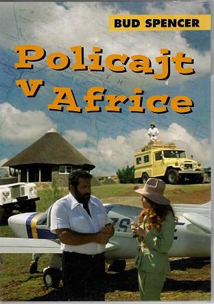 Policajt v Africe ( plast ) DVD